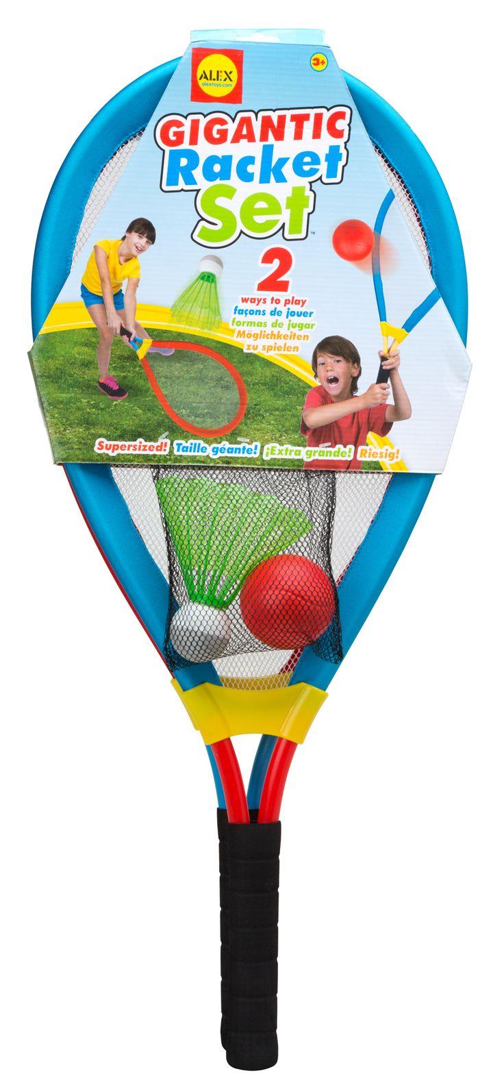 Gigantic Racket Set - ALEX Toys   ALEX Toys
