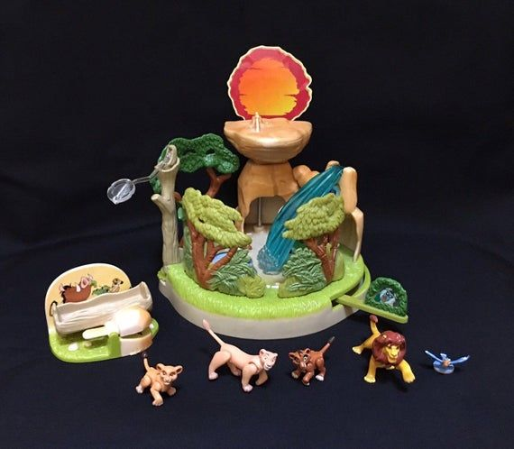 Disney The Lion King Tiny Collection Character Extras Tree of Life Bluebird