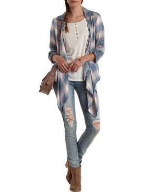 cute draping vests - Google Search