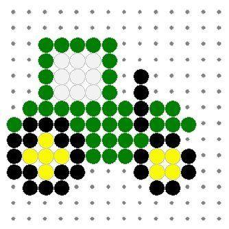 hama beads pattern - Pesquisa Google