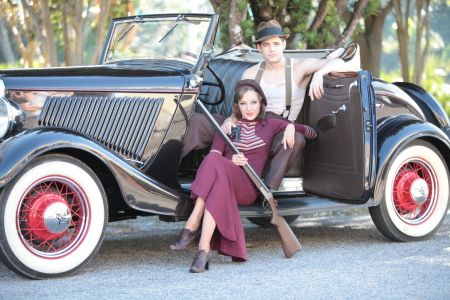 Bonnie and Clyde - the musical. Coming to Broadway - i love me some jeremy jordan.