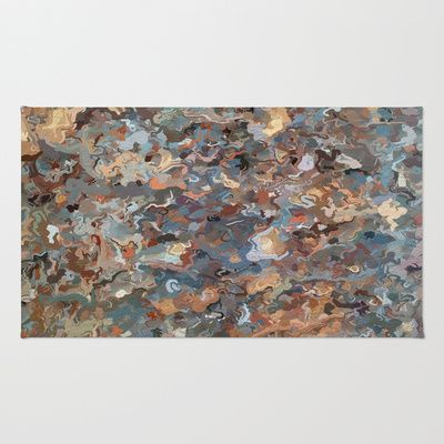 Lacebark Elm Tree Graphic Art #3508 Area & Throw Rug by  Khoncepts - 2'x3' $28.00  #rug