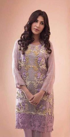38ca7c3062 Agha Noor Chiffon Suit, Ladies Replica Suits, Replica Shop Online ...
