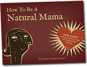 Check it out, ladies! Tips on conceiving naturally through a pre-natal diet and what to focus on during pregnancy, from the expert herself Mama Natural :)