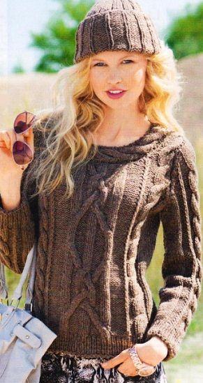Knit pattern free