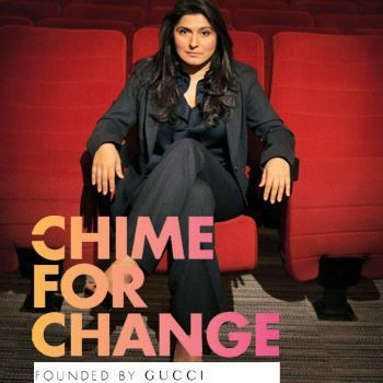 Sharmeen Obaid-Chinoy Premiers First International At CHIME FOR CHANGE http://www.fashioncentral.pk/people-parties/celebrity-gossip/story-1440-sharmeen-obaidchinoy-premiers-first-international-at-chime-for-change/#.UVQ5Dnfp2_0