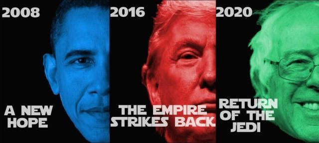 Funniest Trump Transition Memes: Stars Wars Trilogy