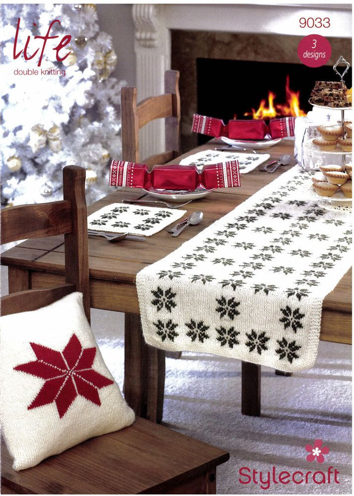 8 best table decorations for christmas images on pinterest for Instructions to make christmas table decorations