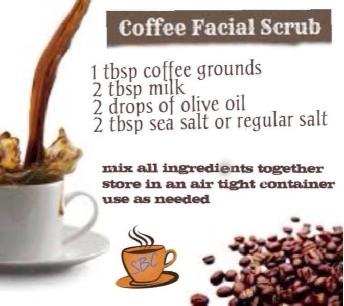 Wold rim facial recipe scrub warming would