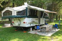 Tips and Tricks for Pop-Up Campers | eHow