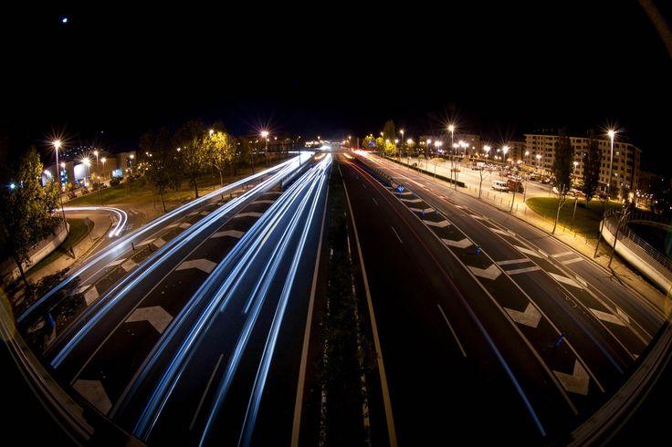 Fotografía Luces de la noche. por Esteban Escudero en 500px
