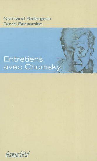 Au fil des entrevues réunies dans ce livre, réalisées en 1993, 1995 et 1998, Noam Chomsky aborde ses sujets de prédilection, comme la politique étrangère des États-Unis, la pauvreté, les rapports Nord-Sud, le pouvoir des entreprises privées et du monde financier, les médias, la démocratie, le rôle de l'État, l'anarchisme, le travail, le libéralisme, le siècle des Lumières et la linguistique l'éducation, la famille, les rapports hommes-femmes...