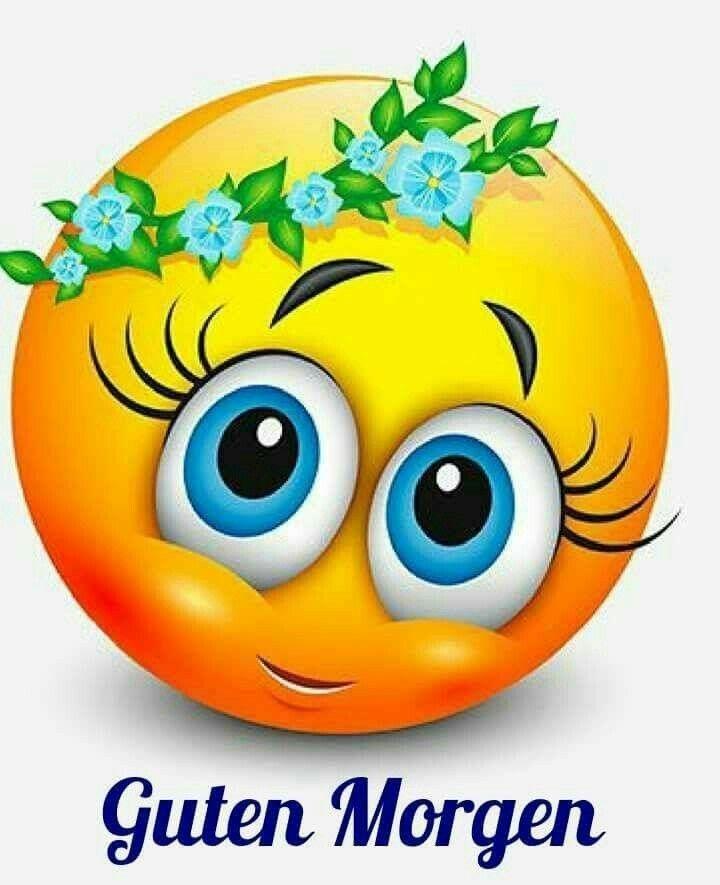 Guten Morgen Wie Geht Es Dir Lebensweisheiten Smiley