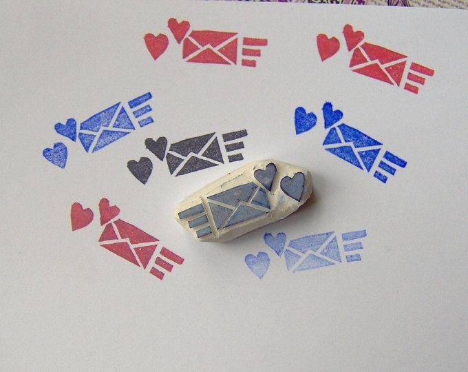 Bollo di posta felice, timbro di gomma, per imballaggio e spedizione, spedizione timbro, timbro di Packaging, timbro per proprietari di negozi, artigianato, confezioni regalo