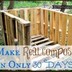 How To Make Compost Really Fast – Just 30 Days