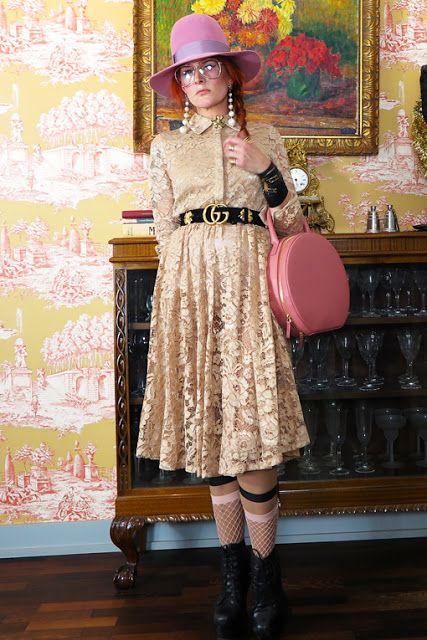 The wardrobe of Ms. B: My Rähinä live ootd