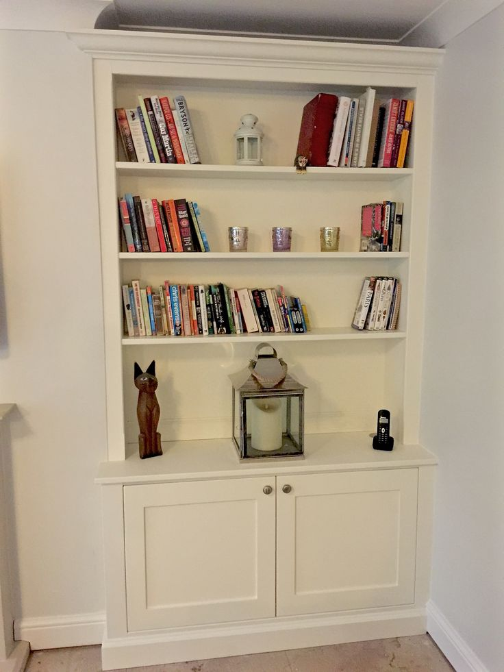Fitted alcove cabinets #alcove #alcovecabinet #fittedfurniture #bespokefurniture #handmadefurniture #bookcase #fittedcabinet #cabinet #cabinetry #cabinetmaker #cheshire