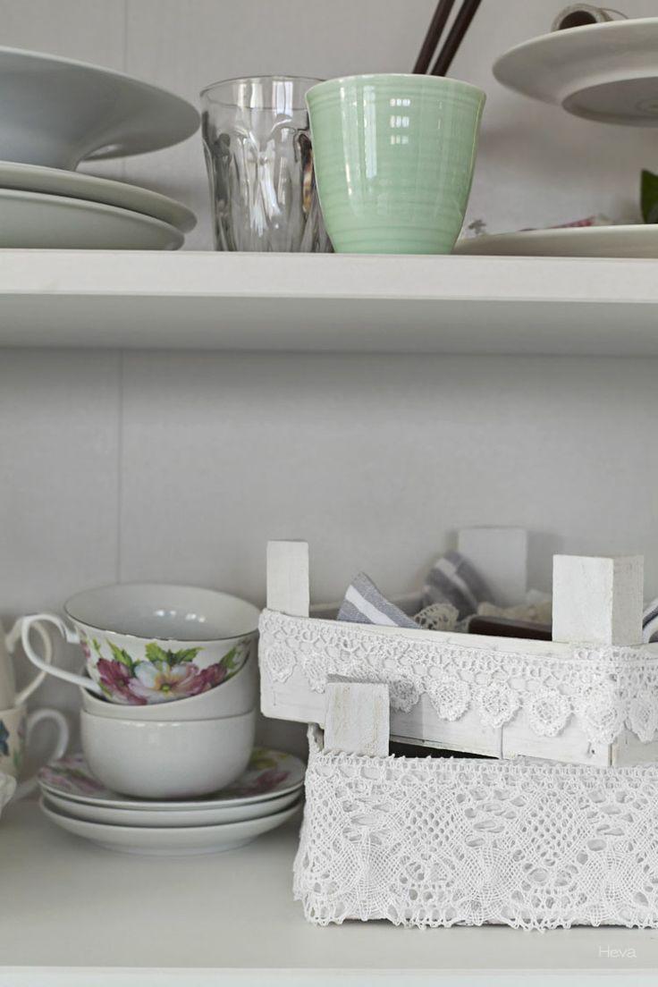 Tarjeta d embarque: De caja de fresas a contenedor de cubiertos { DIY }