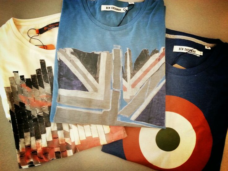 Feeling British with Ben Sherman   One Rebellion Clothing Company