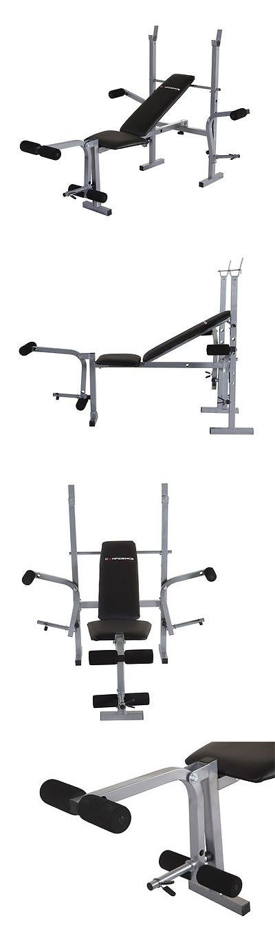 Benches 15281: Work Standard Adjustable Olympic Weight Lifting Bench With Butterfly Gym Home -> BUY IT NOW ONLY: $1189.99 on eBay!