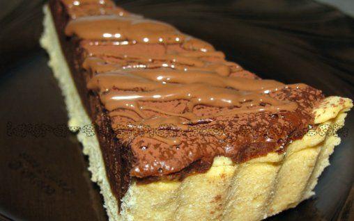 Retete Culinare - Tarta de ciocolata II