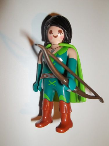 Playmobil Medieval Lady Archer Series 5 Figure New Release | eBay