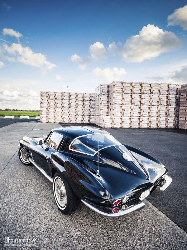 1964 Chevrolet Corvette - Sting Ray 327 ci 365 hp | Classic Driver Market