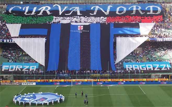 Inter Milan Ultras Curva Nord