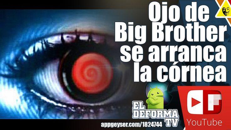 Big Brother se arranca la córnea