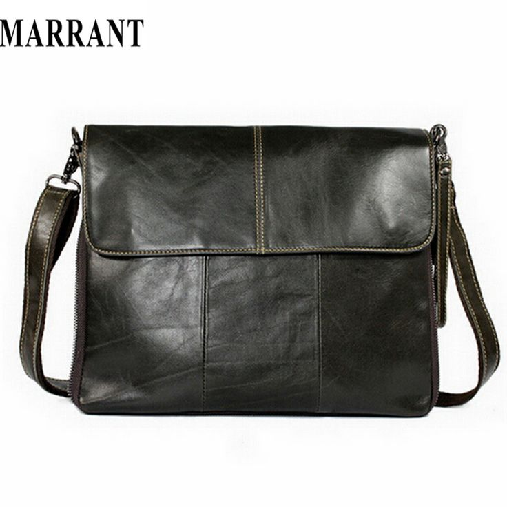 MARRANT Genuine Leather bag Men Bags Messenger casual Men's travel bag leather clutch crossbody bags shoulder Handbags 2017 NEW #>=#>=#>=#>=#> Click on the pin to check out discount price, color, size, shipping, etc. Save and like it!