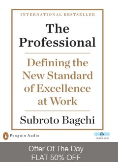 """""""In the new era, where every person's actions have the potential to have a global impact, we must redefine what it means to be a true Professional."""""""