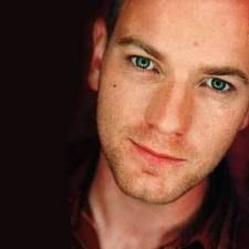 """Ewan McGregor - what can I say - look at those eyes!  Inspiration for Steven Bradford in """"Cursed Love"""""""