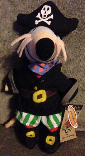 "Pirate Maisy 8"" Plush Mouse Doll Maisy http://www.amazon.com"