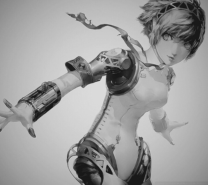 AIGIS!!! Persona 3 Fes one of the greatest RPGS I've played...
