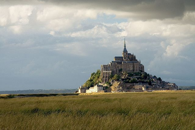 Mont Saint Michel by afloresm, via Flickr