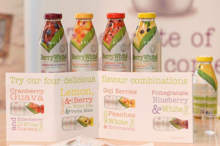 BerryWhite, une délicieuse boisson au thé... sans sucres ajoutés !
