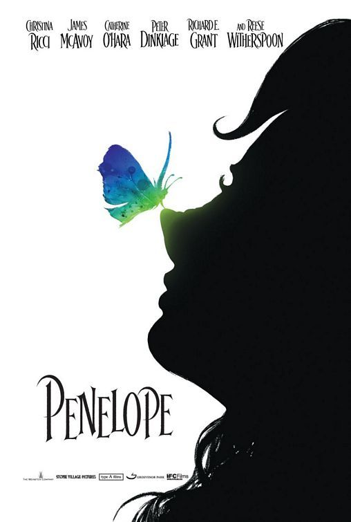 Penelope Movie Poster - Internet Movie Poster Awards Gallery