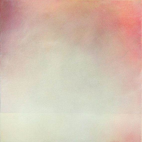 Gold pink light painting shimmering sea light by Tina Mammoser Art