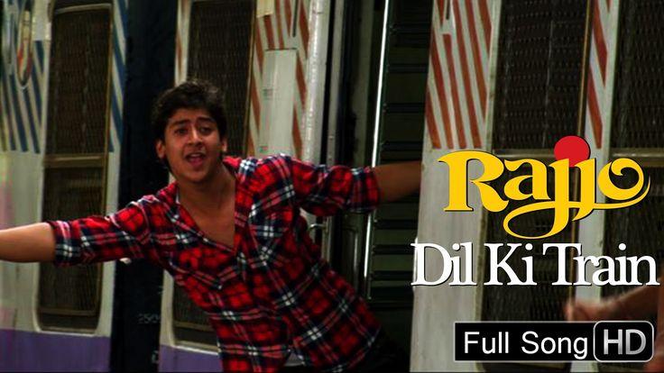 Paras Arora's 'Dil Ki Train' HD – Rajjo – Singer Shaan (Full Song)