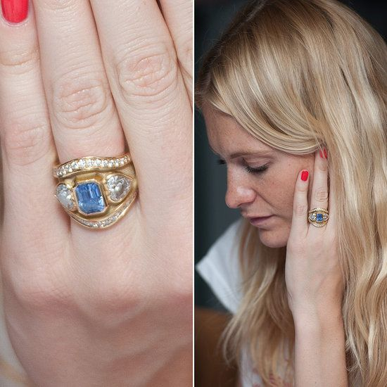 Youve Never Seen A Celeb Engagement Ring Like This Before