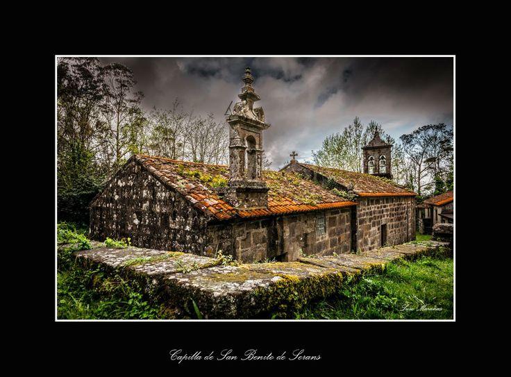Capilla de San Benito de Serans....