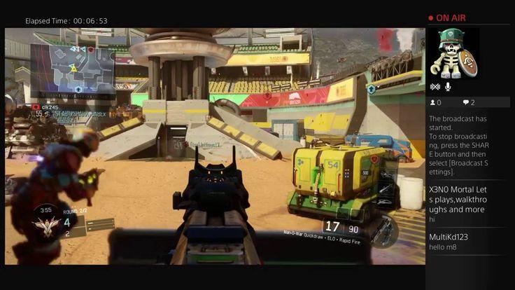 Black ops III multiplayer Live DLC 3