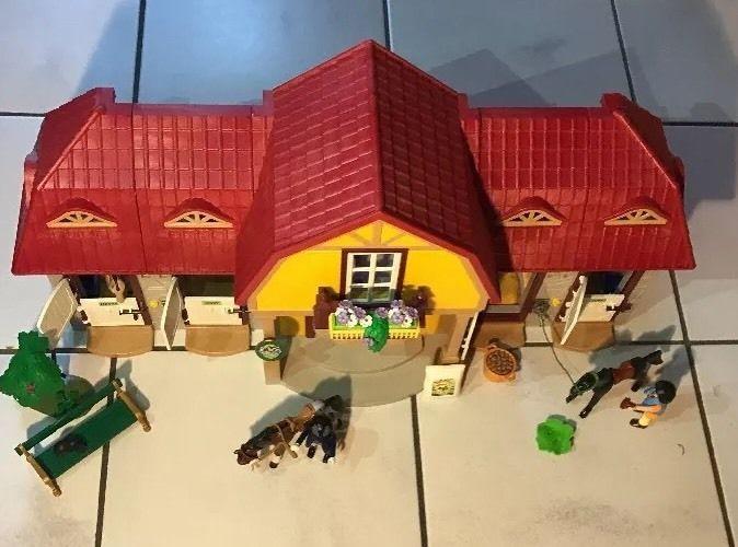 Playmobil Reiterhof  5221 Pferdestall