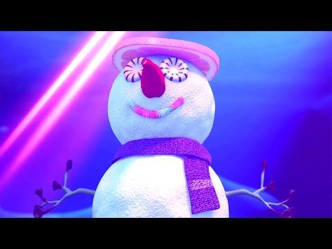 Небольшой снеговик в морозилке поможет вам весело провести время и станет центром задорной вечеринки. Давайте посмотрим очень смешной, прикольный мультик про...