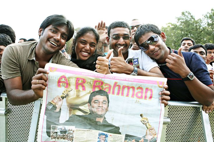 A.R Rahman Concert