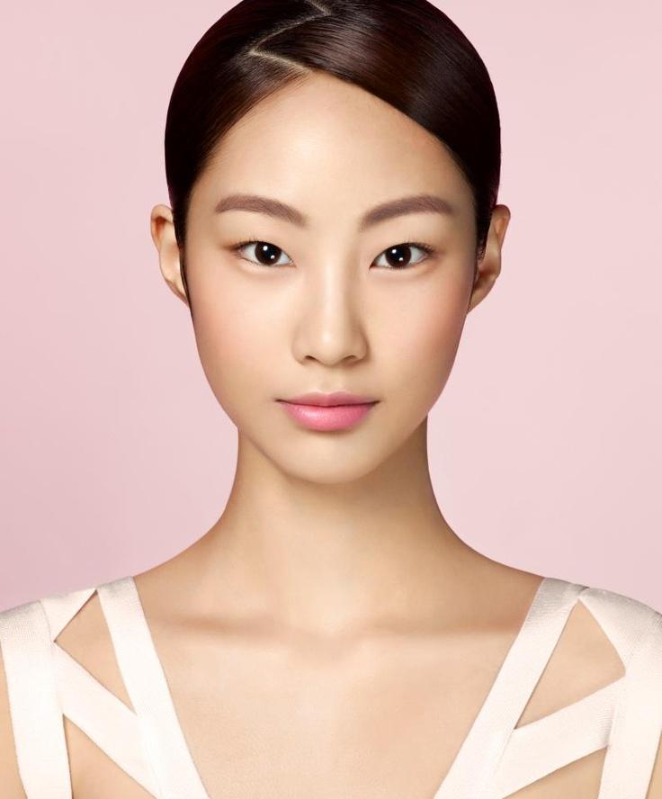 Saem Mool Jung makeup Beauty, Bridal hair, K beauty