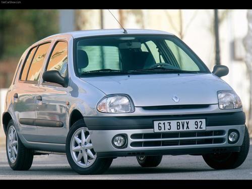 1991-1998 Renault Clio Workshop Repair manual