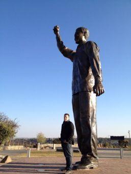 #Mandela #bloemfontein #southafrica