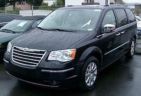 Chrysler Voyager front 20080419.jpg