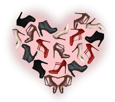 Shoe Love Is True Love! - by Mary Kate Brogan